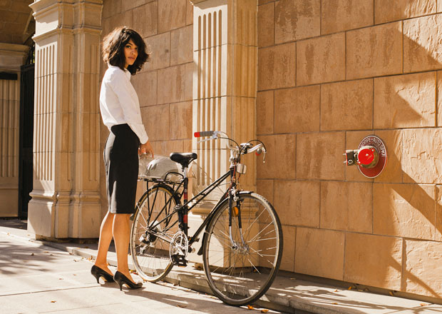 Iva Jean  女性單車時裝 - IVA JEAN IvaJean Lifestyle 0174 web