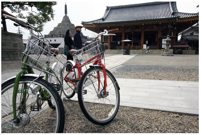 Kyoto Cycling Tour Project KCTP  京都騎車旅遊計劃 ﹣ KCTP KCTP