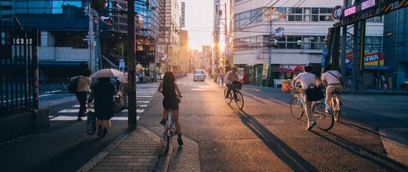 大阪旅遊單車遊記