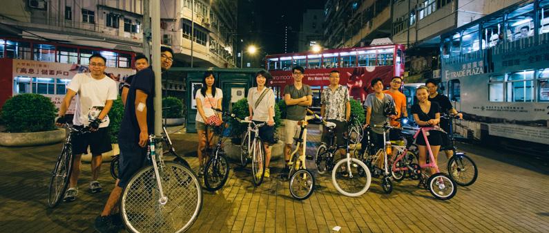 【單車週末一六夜】<br>12月正式開始!  【單車週末一六夜】12月正式開始! 130921 000333