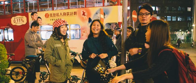 【單車週末一六夜】<br>~2013 Dec~活動相集