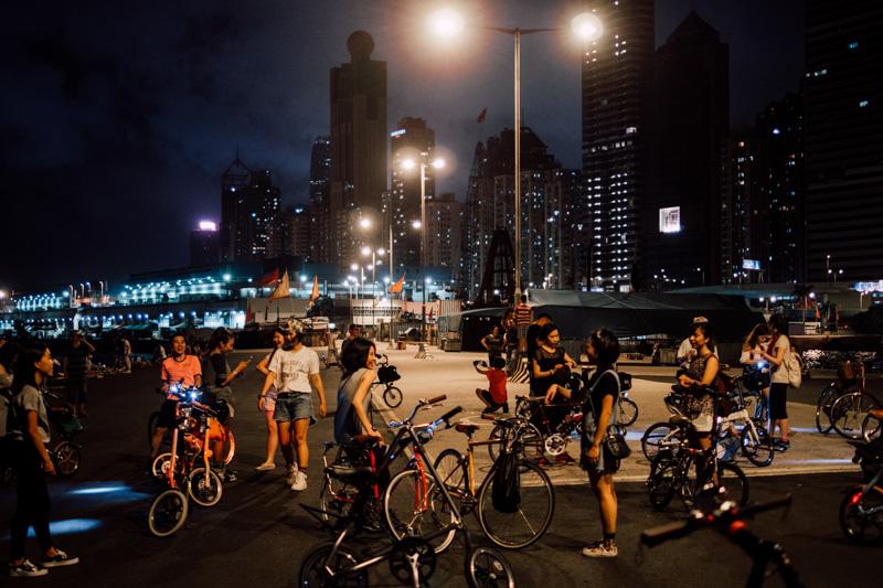 單車週末夜 單車週末夜 150627 231605