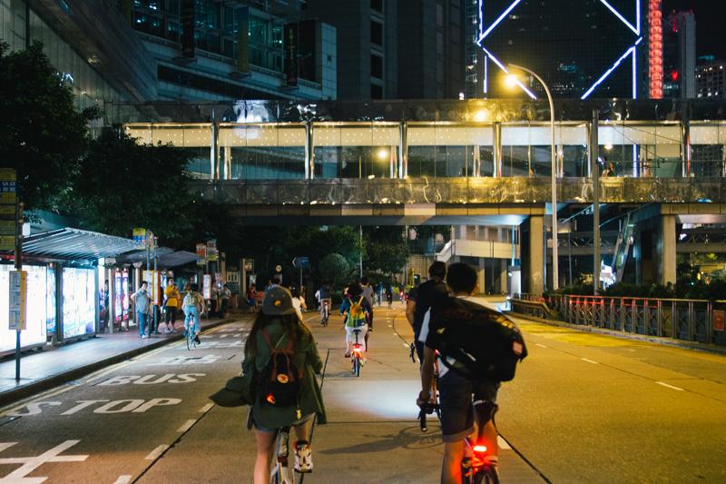 單車週末夜 單車週末夜 20151121 PB210151