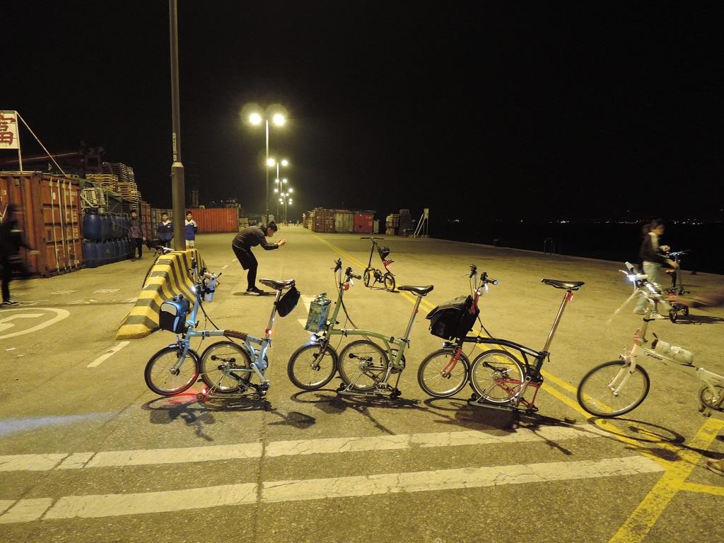 【單車週末夜】<br>~2014 Jan~ 【單車週末夜】14年1月4日 DSCN2844