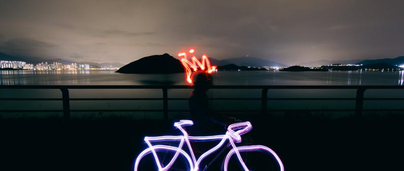 【單車週末夜】14年3月8日