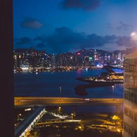 窗外就看到超漂亮的海景 【單車週末夜】14年7月5日 -「故仔撈飯」 【單車週末夜】14年7月5日 -「故仔撈飯」 P6040424 268x268