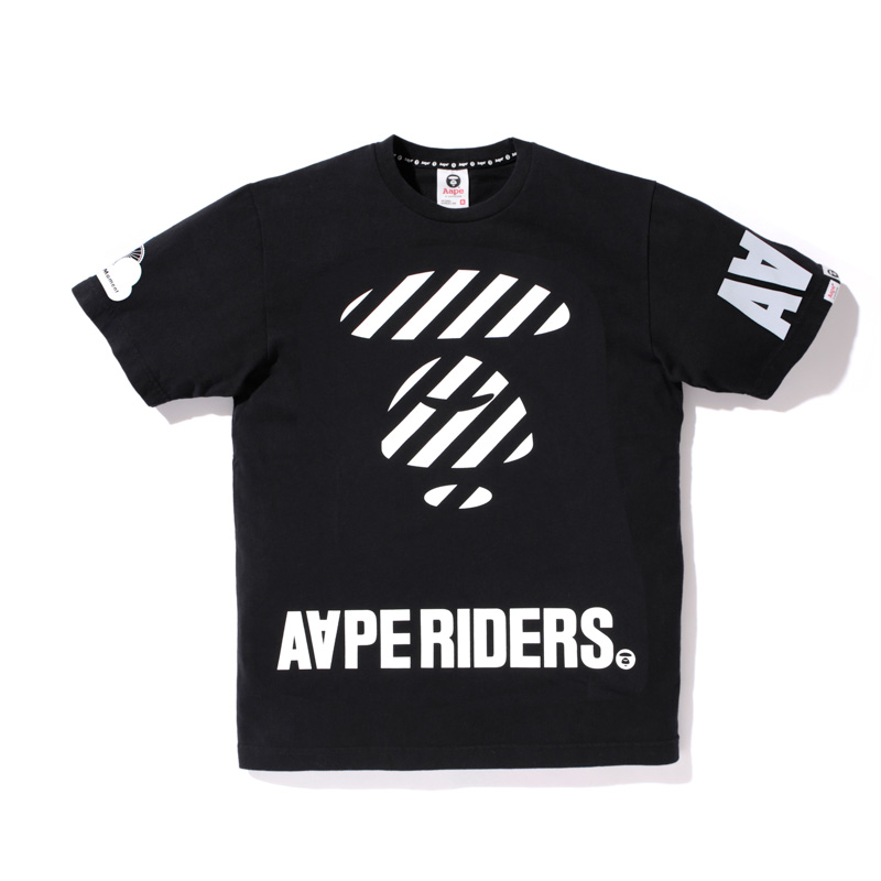 AAPE x Bike the moment Tee