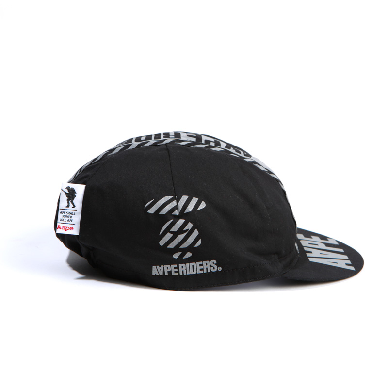 AAPE x Bike the moment cap  (2)