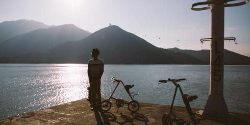 本地單車美景#001 東涌舊市集碼頭