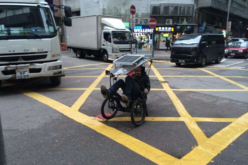 觀塘隱世單車發明家 Gary 觀塘隱世單車發明家 觀塘隱世單車發明家 Gary IMG 4899