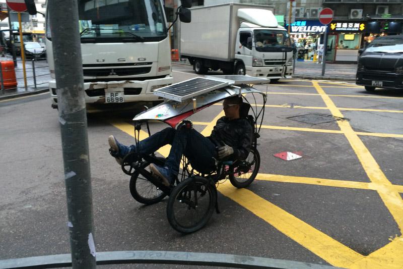 觀塘隱世單車發明家 Gary 觀塘隱世單車發明家 觀塘隱世單車發明家 Gary IMG 4900