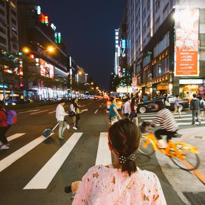 台北單車遊記