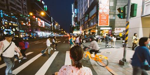 轆轆遊遊。台北單車遊記 (上) 台北單車遊記 轆轆遊遊。台北單車遊記 (上) P41100791