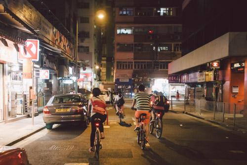 香港城市單車生活地圖 香港城市單車生活地圖 P4190456
