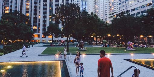 本地單車美景#002 太古城 匯圃公園