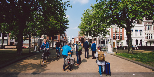 轆轆遊遊。荷蘭隱世單車小鎮 格羅寧根(上)