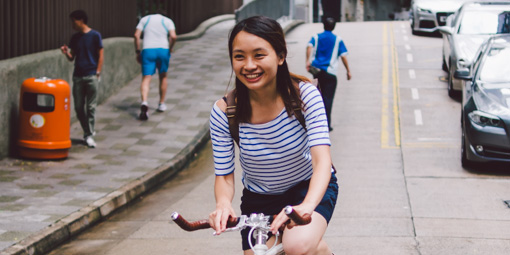 單車髦民集 #002 Siu Yuen 小丸  單車髦民集 #002 Siu Yuen 小丸 P7270773
