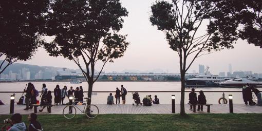本地單車美景 #004 觀塘海濱公園 觀塘海濱公園 本地單車美景 #004 觀塘海濱公園 PB160923