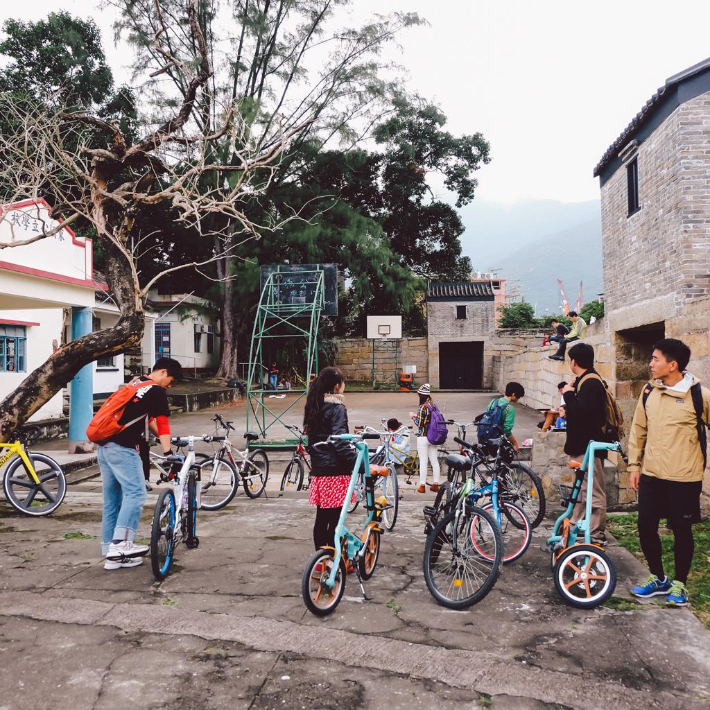 「2014 髦民單車野餐+露營日」照片+後記 DSCF8046