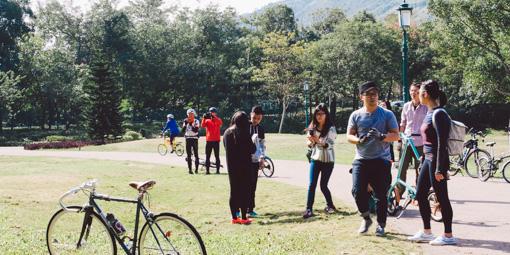 「2014 髦民單車野餐+露營日」照片+後記