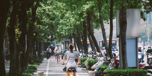 轆轆遊遊。台北單車遊記 (day 2)