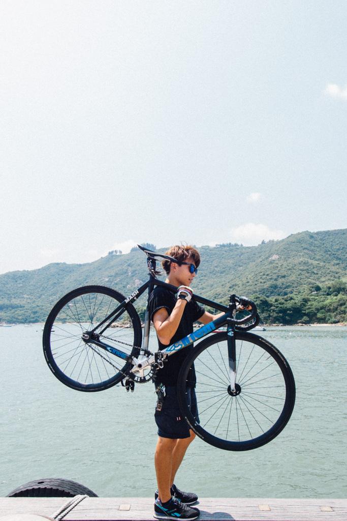 單車髦民集 Bike The Moment  單車髦民集#3 Wang Kit 140928120319