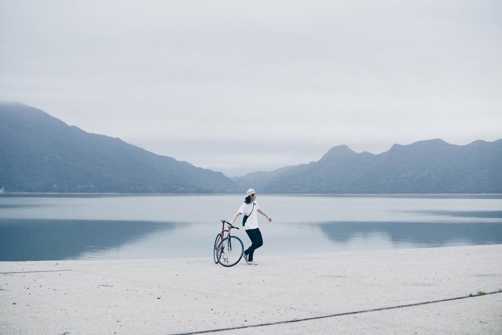 單車髦民集 Bike The Moment  單車髦民集#3 Wang Kit 20150308 153313