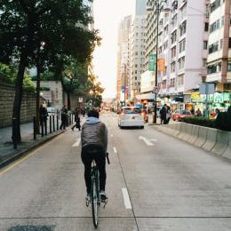 bike the moment