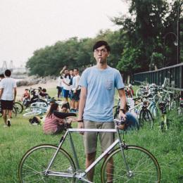 bike the moment 單車髦民集  髦民郵票簿 HK Bike Styles 20140802 184554 260x260