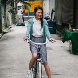 bike the moment 單車髦民集  髦民郵票簿 HK Bike Styles 20141112 105914 260x260