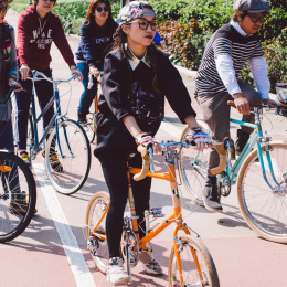 bike the moment 單車髦民集  髦民郵票簿 HK Bike Styles 20141206 112239 260x260