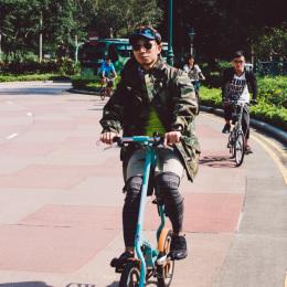 bike the moment 單車髦民集  髦民郵票簿 HK Bike Styles 20141206 112611 260x260