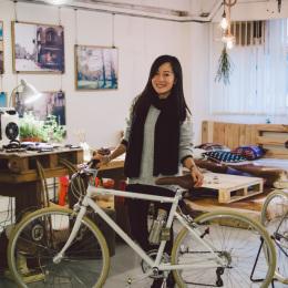 bike the moment 單車髦民集  髦民郵票簿 HK Bike Styles 20141221 172140 260x260