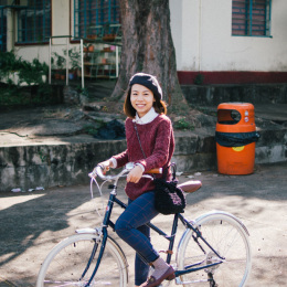 bike the moment 單車髦民集  髦民郵票簿 HK Bike Styles 20141230 134822 260x260