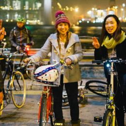 bike the moment 單車髦民集  髦民郵票簿 HK Bike Styles 20150117 214942 260x260