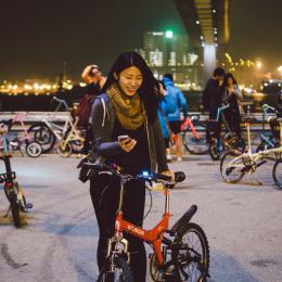 bike the moment 單車髦民集  髦民郵票簿 HK Bike Styles 20150117 215608 260x260