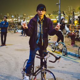 bike the moment 單車髦民集  髦民郵票簿 HK Bike Styles 20150117 215819 260x260