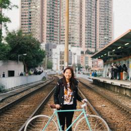 bike the moment 單車髦民集  髦民郵票簿 HK Bike Styles 20150208 171821 260x260