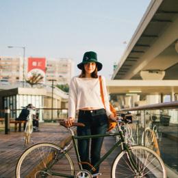 bike the moment 單車髦民集  髦民郵票簿 HK Bike Styles 20150212 173333 260x260