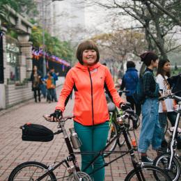 bike the moment 單車髦民集  髦民郵票簿 HK Bike Styles 20150215 180449 260x260