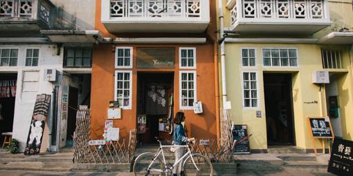 香港單車小天堂 長洲單車遊記 長洲單車遊記 香港單車小天堂 長洲單車遊記 20150209 160601