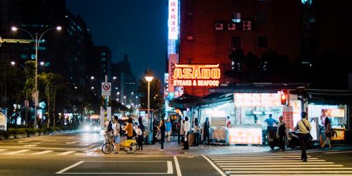 台北單車遊記 2015