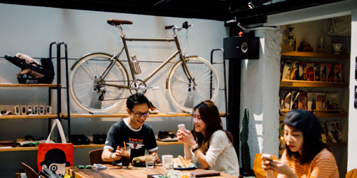 台北單車cafe – Cycle Dummies Pitshop  台北單車cafe – Cycle Dummies Pitshop 20150320 131601