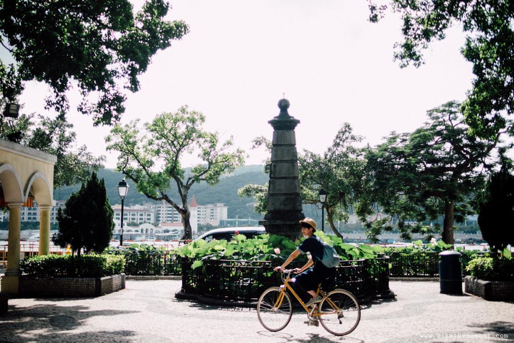 澳門 bike the moment 小小環澳遊記 150629 160643  澳門單車遊記 150629 160643