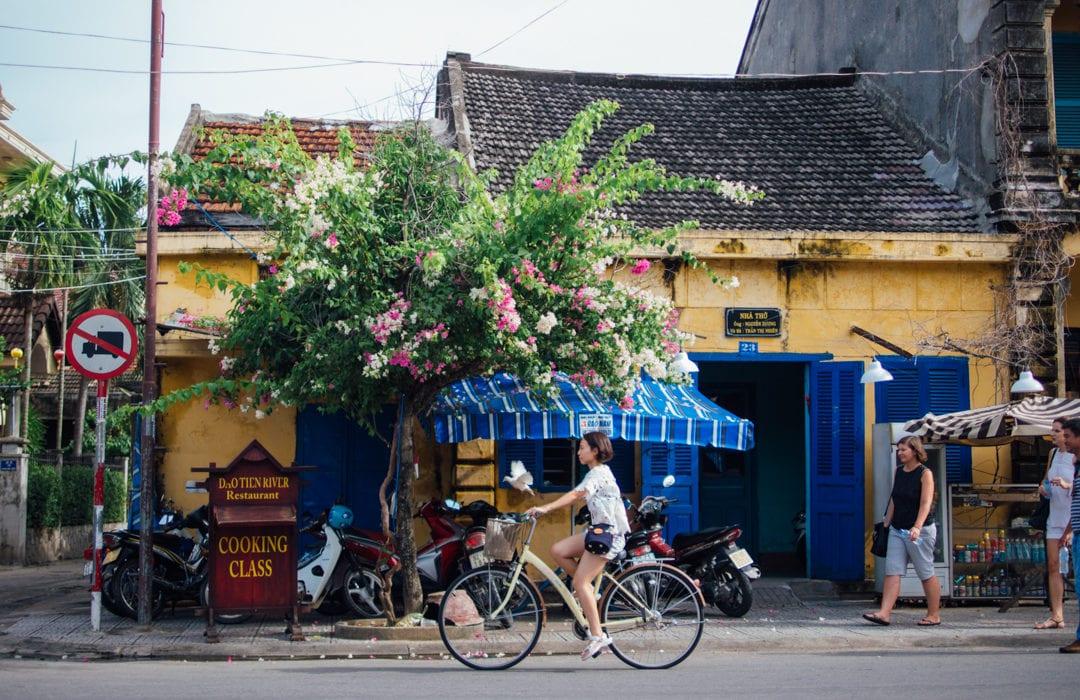 越南會安 單車遊記