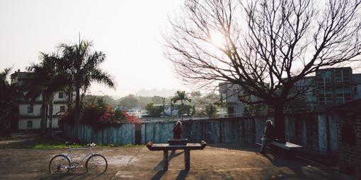 12月單車週末早