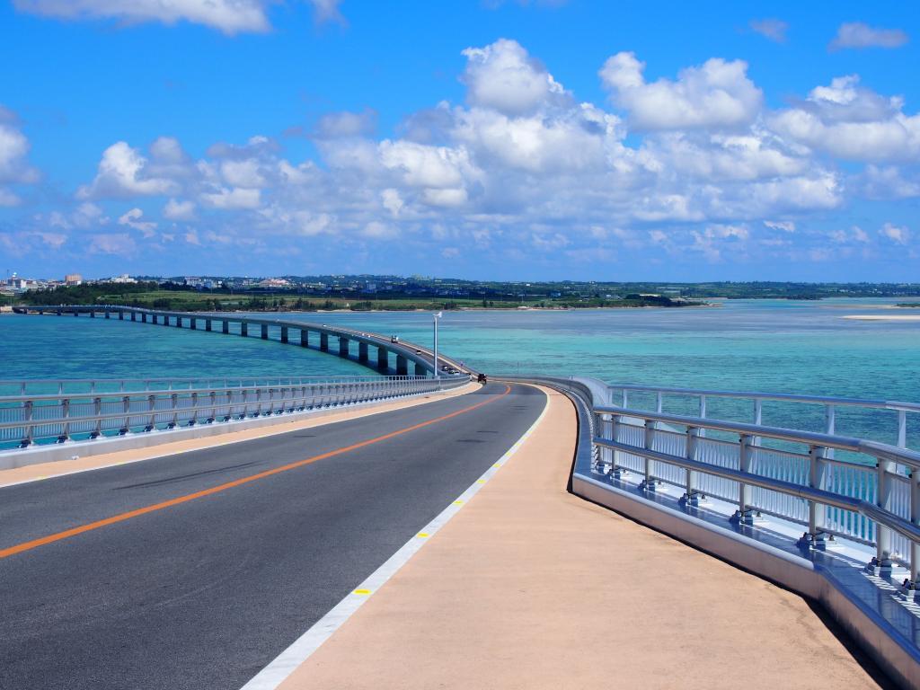 bike the moment 沖繩 伊良部大橋 「日本最靚最長的單車徑大橋﹣沖繩伊良部大橋」 20151026 1589321