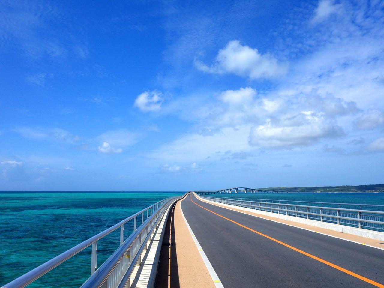 bike the moment 沖繩 伊良部大橋 「日本最靚最長的單車徑大橋﹣沖繩伊良部大橋」 848C68EDC8BB4C8C8F01714A56F5D156 L