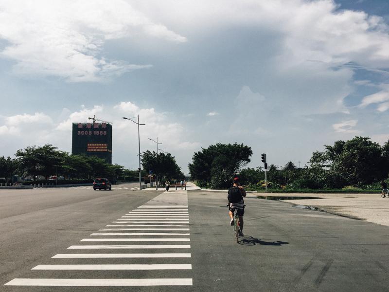 南沙 bike the moment  尋找南國の藍。沖繩單車郵輪之旅2016 160617 151256