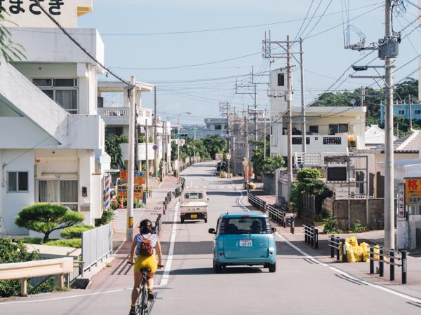沖繩 bike the moment  尋找南國の藍。沖繩單車郵輪之旅2016 160712 075356